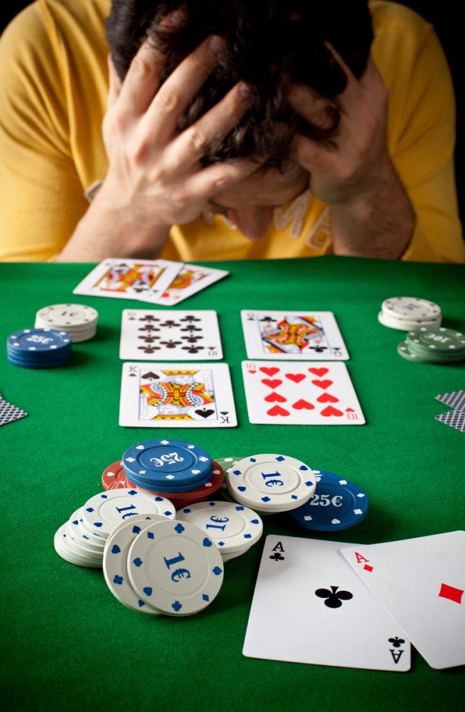 カジノで勝負