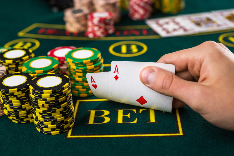 カジノの遊び